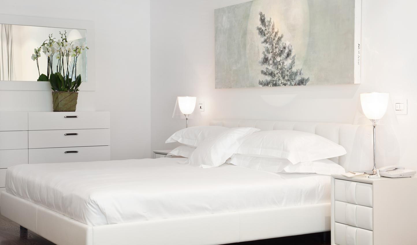 Minimalist luxury at Magna Pars Suites