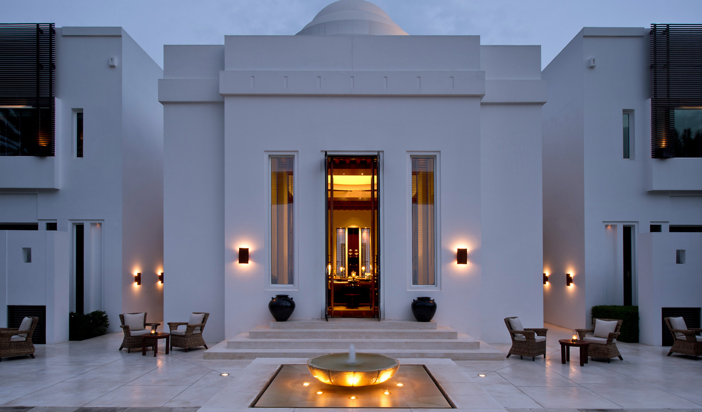 Make a statement at The Chedi