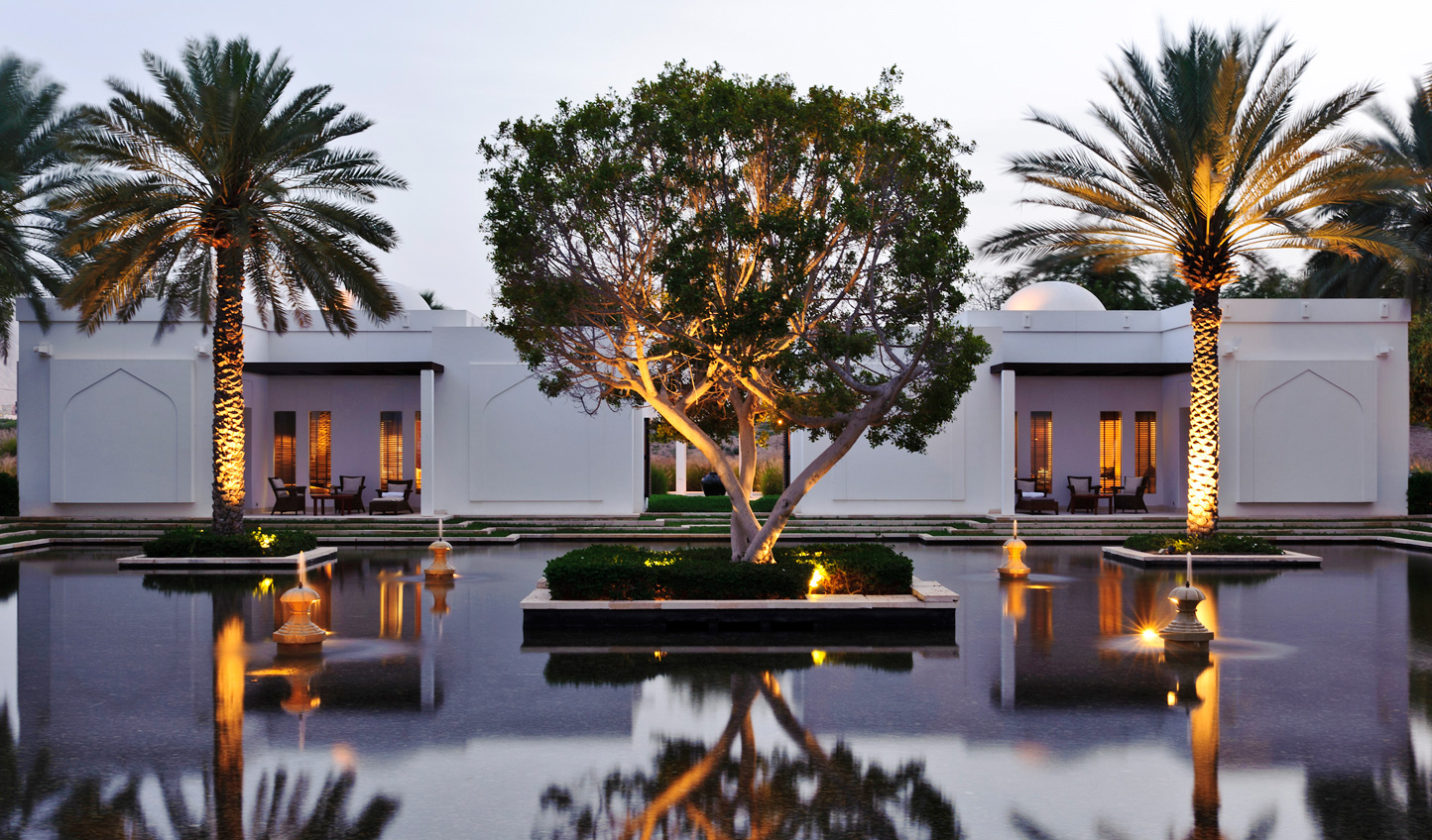 Slip into a zen like state at The Chedi