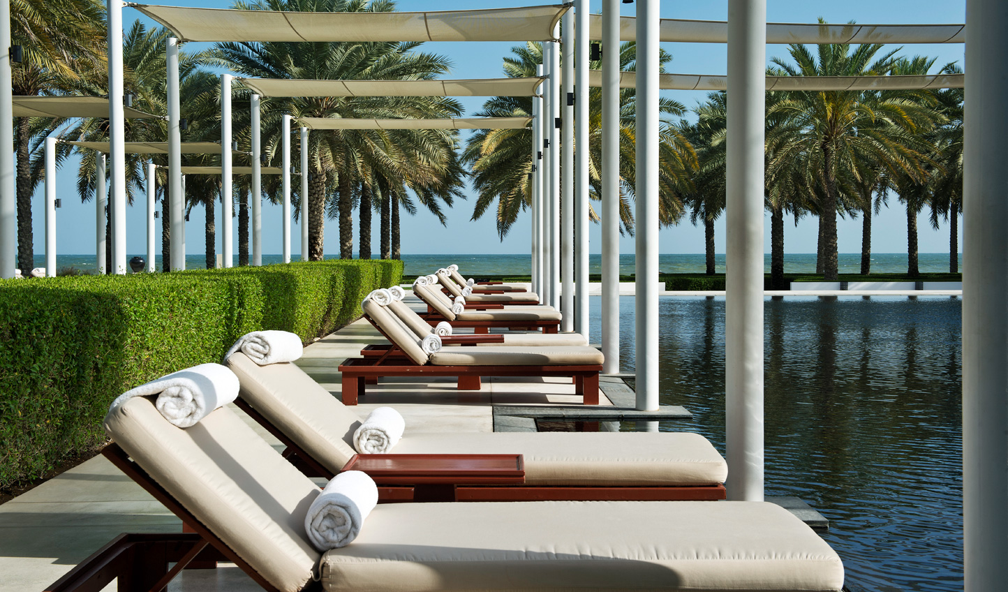After a morning exploring the sights, spend the afternoon by the pool