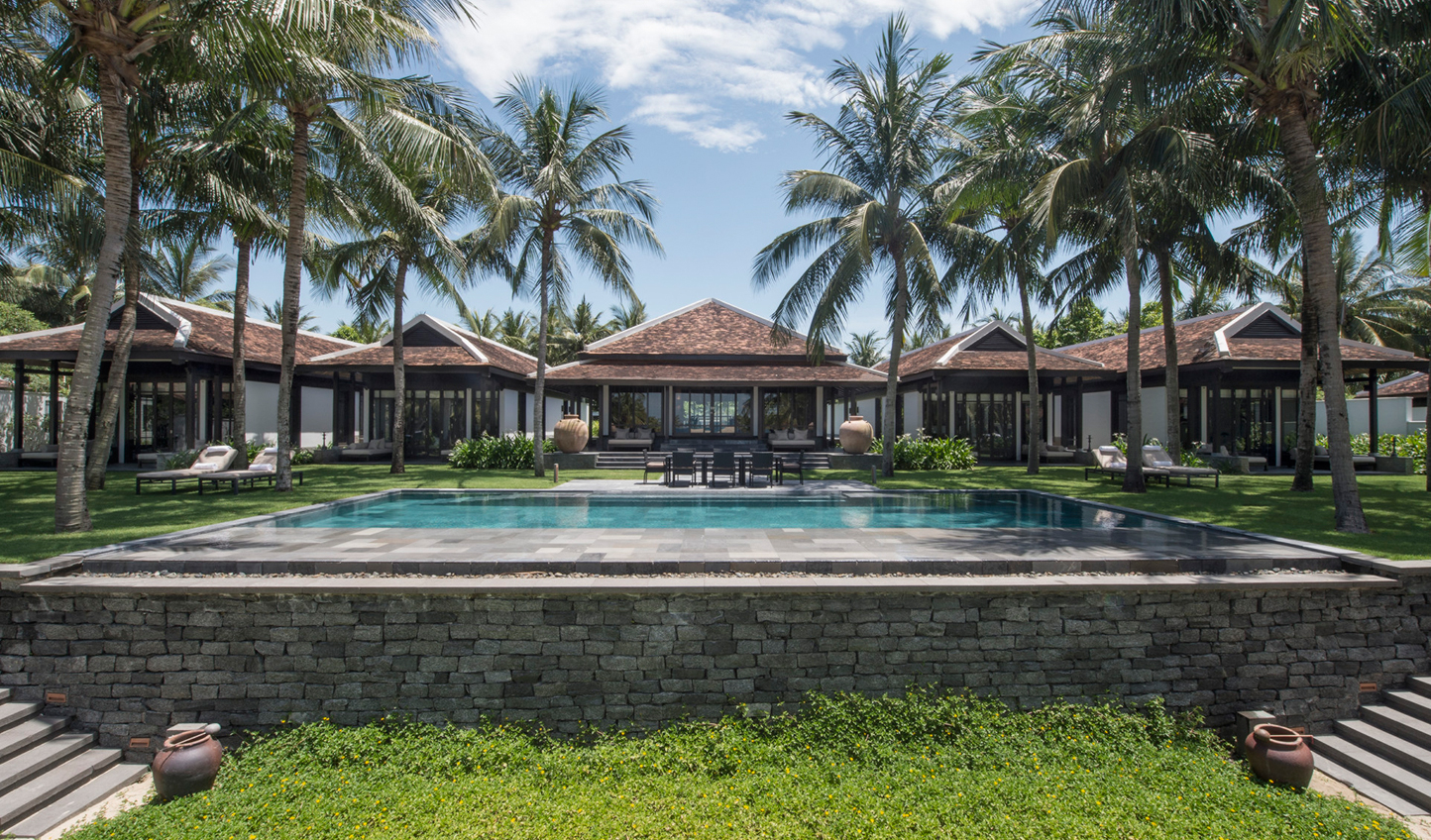 Your luxurious villa awaits