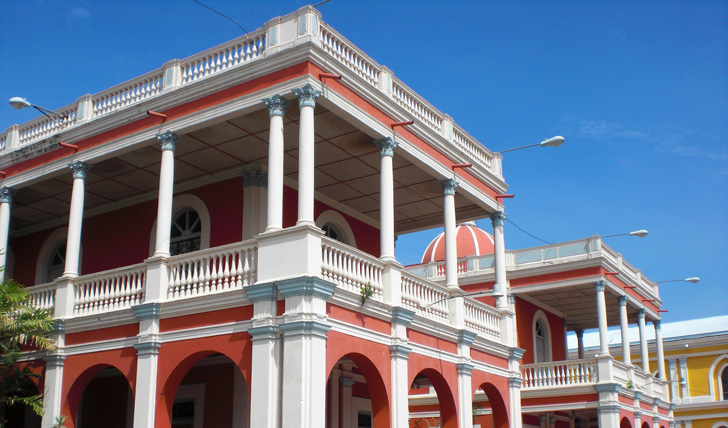 Explore the colonial gems of Nicaragua