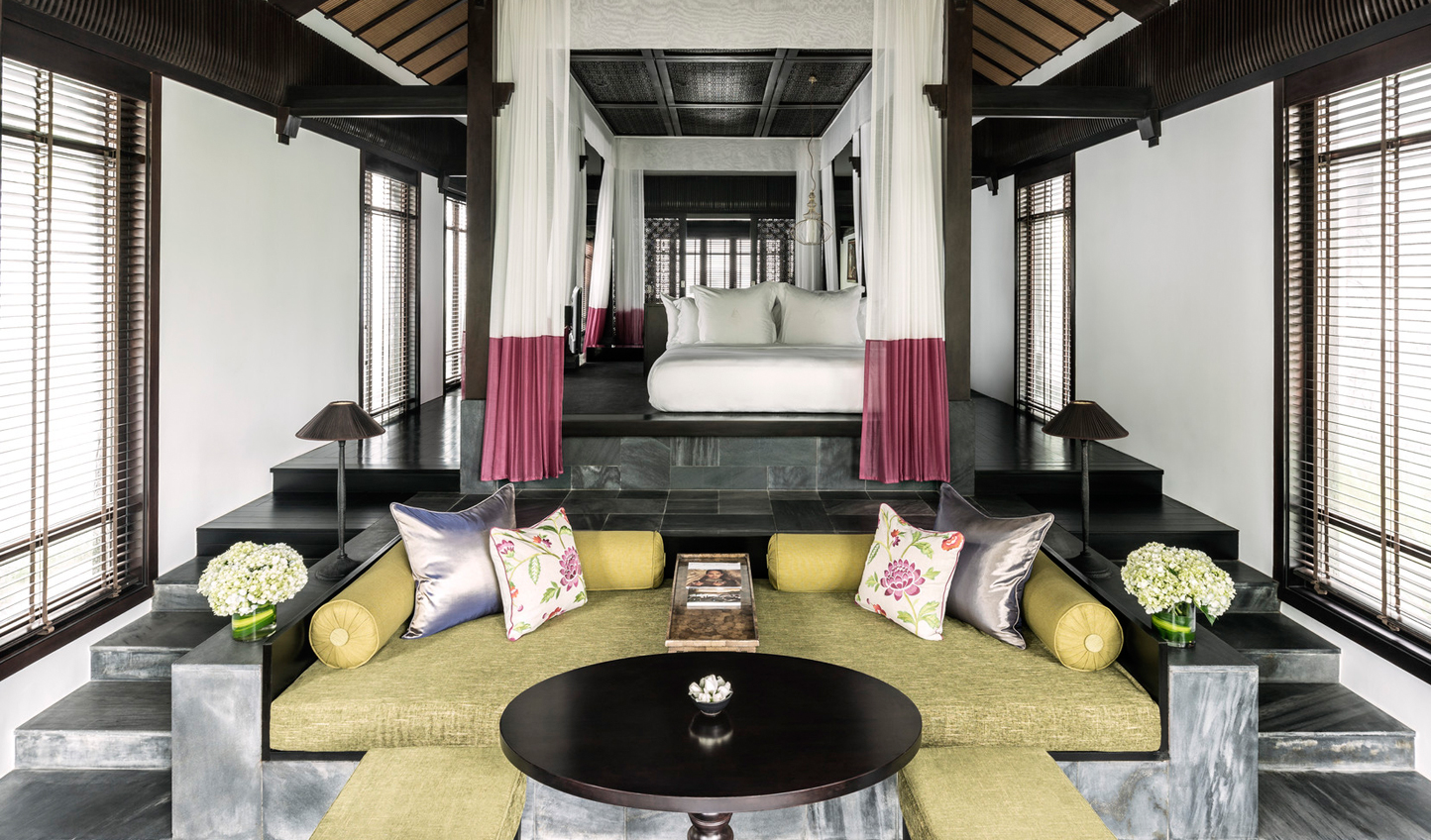 Sumptuous luxury in your villa