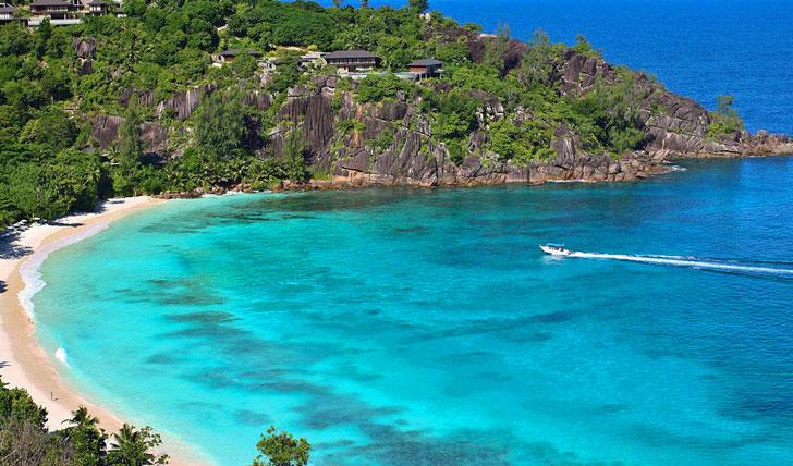 Breath-taking coastline