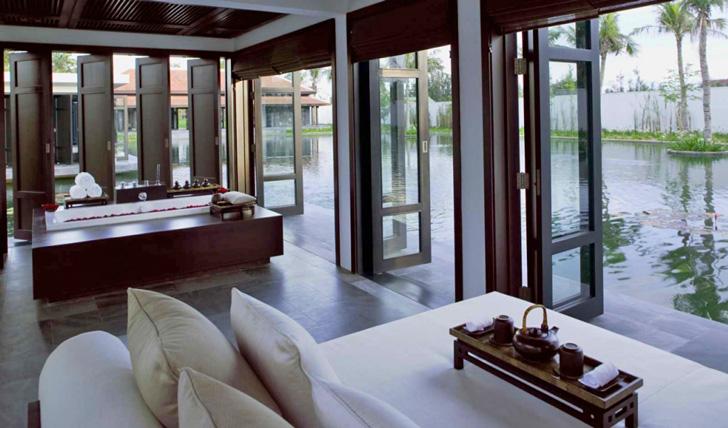 The spa, Nam Hai