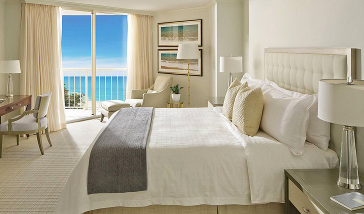 Your Ocean View room