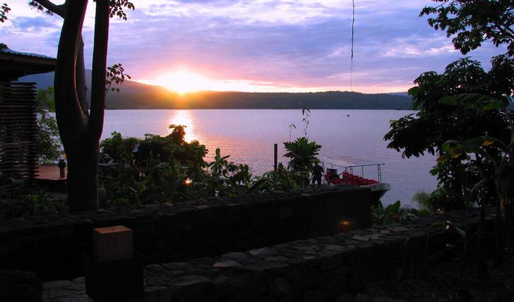 Sunset at Jicaro