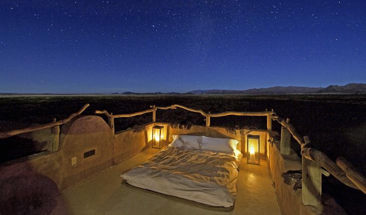 Little kuala camp, Namibia