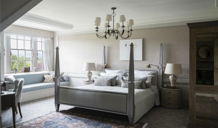 The elegant Estate Suite at Gleneagles