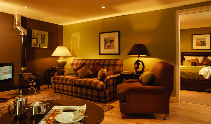 Cosy comfort at the Feversham Arms