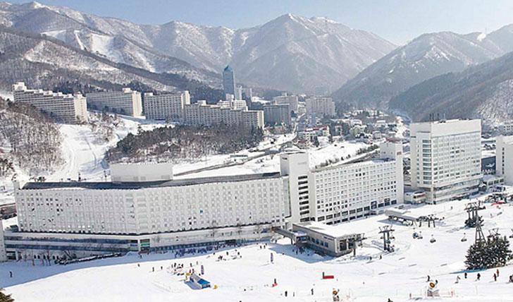 Luxury hotel | Japan