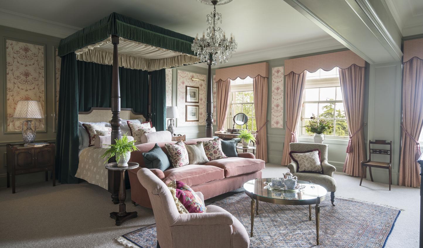 Classical elegance at Gleneagles