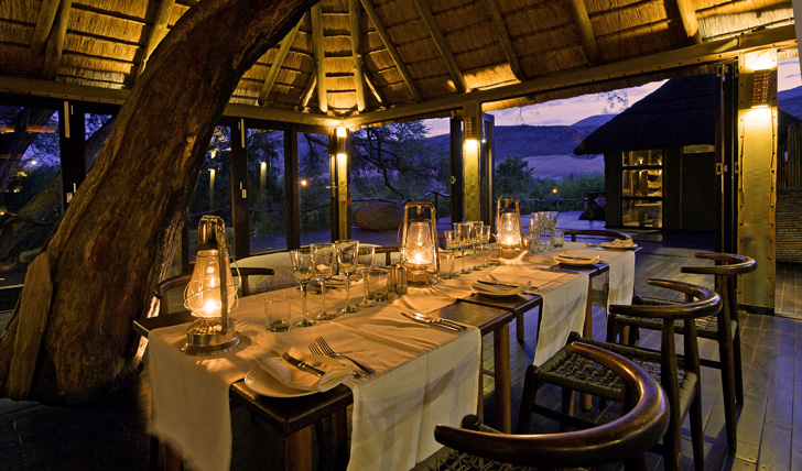Luxury holidays in Namibia