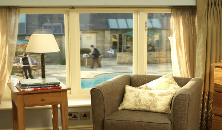 Relax at the Feversham Arms