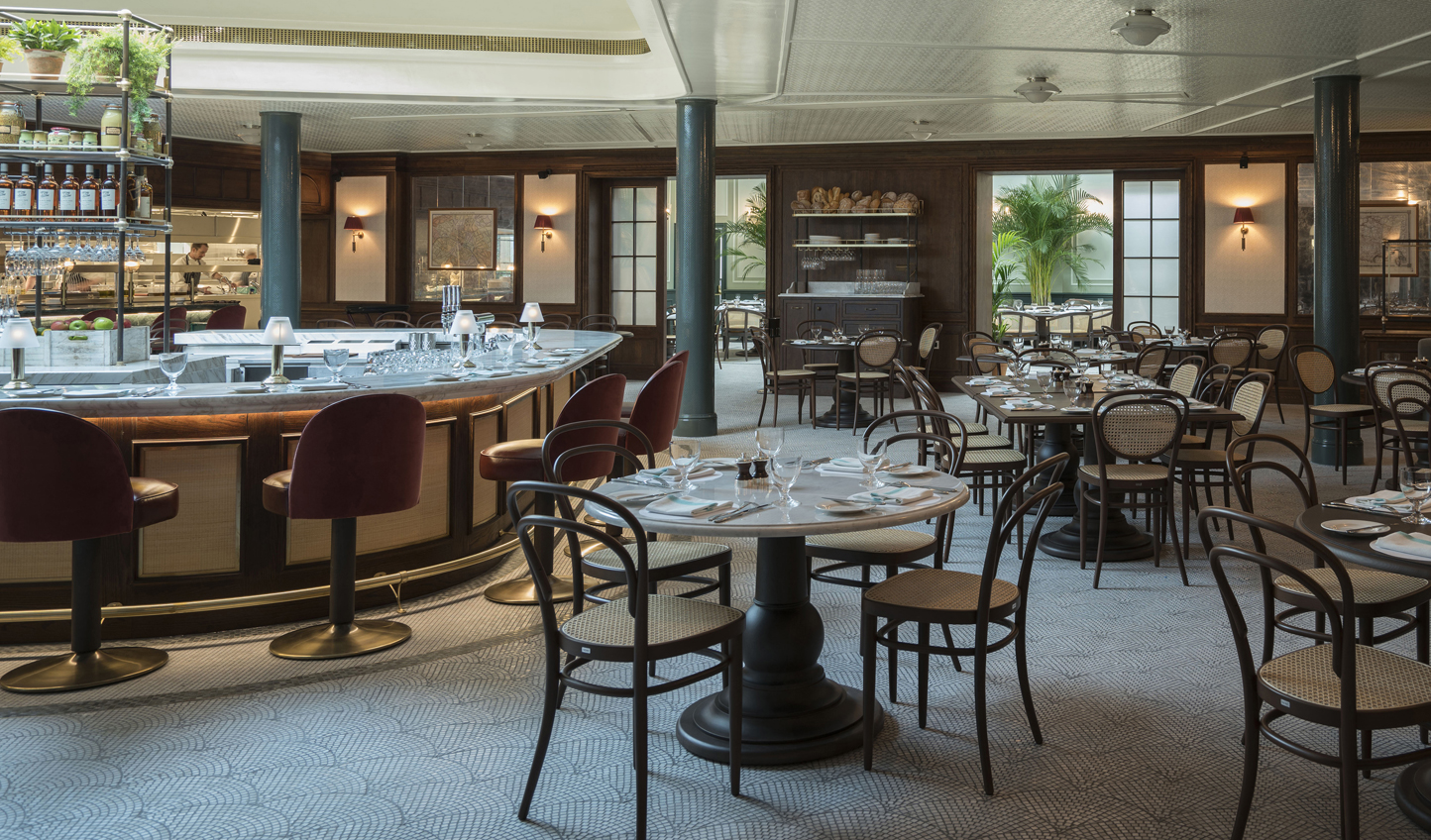 Grab a bite to eat at the Birnam Brasserie