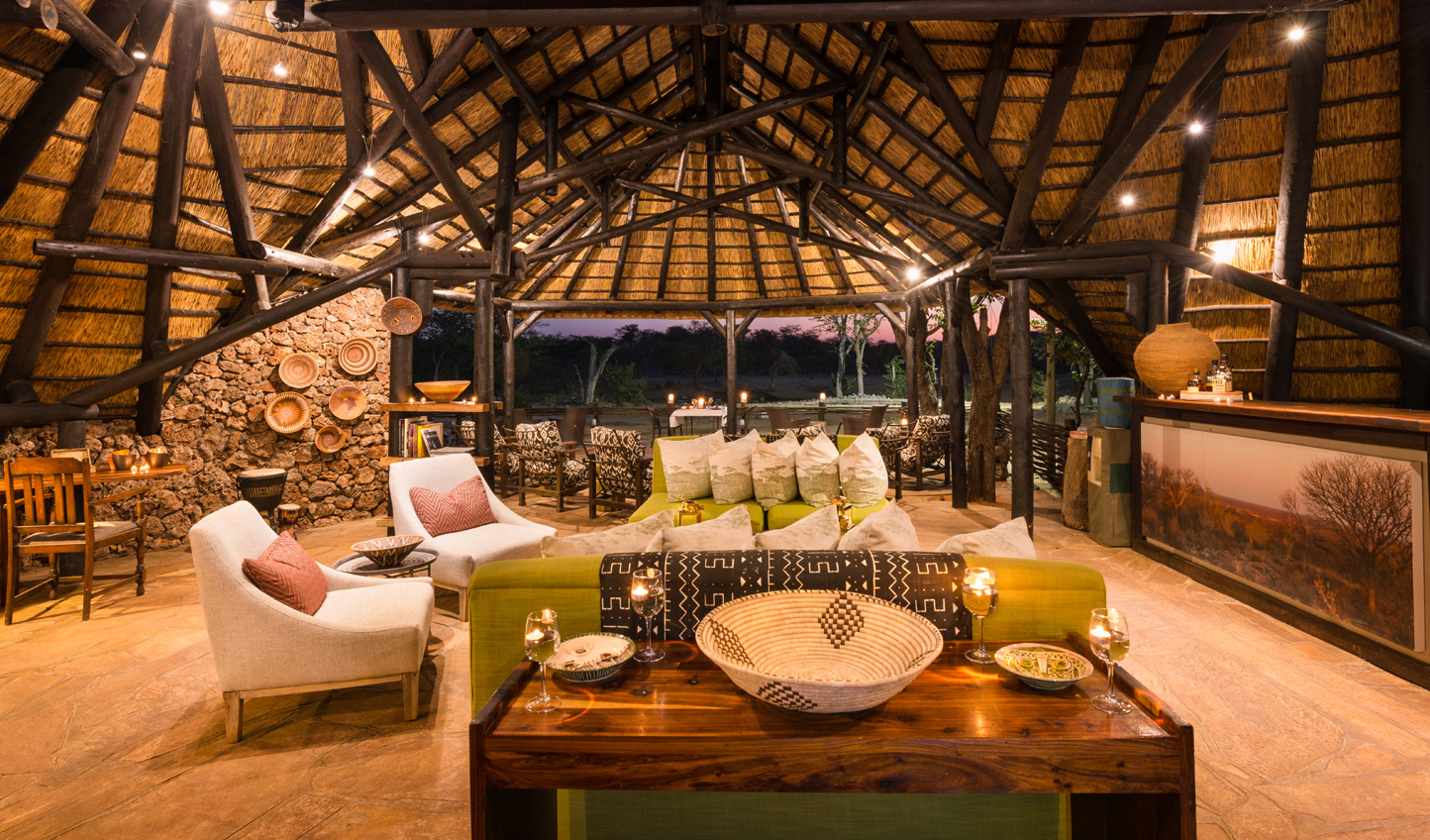 Discover African luxury at Ongava Tented Camp