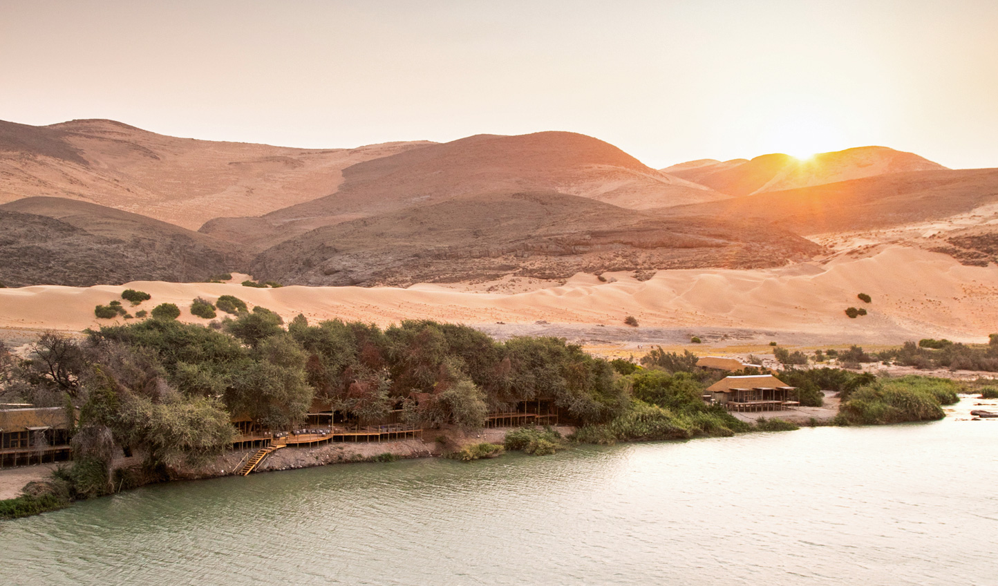 Explore Namibia's wild side