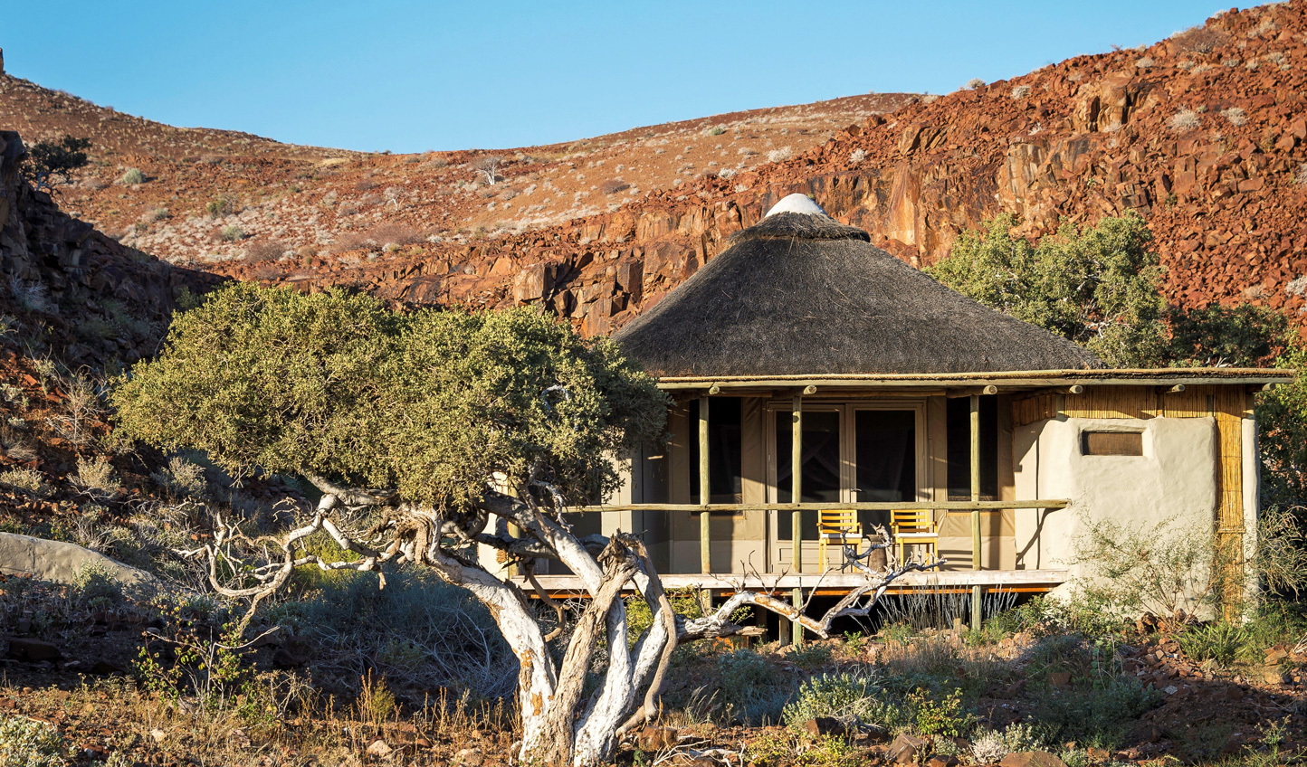Hide away in Damaraland