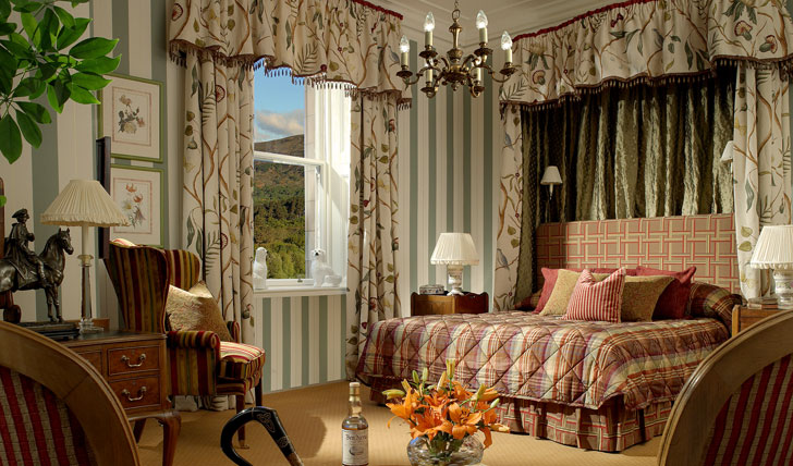 Luxury Scottish Hotel