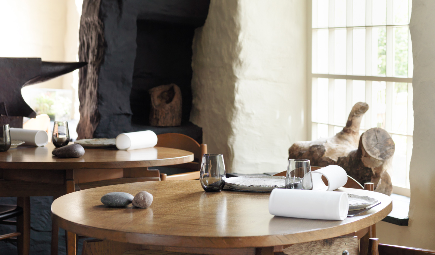 Tuck in to some world-class British cuisine at L'Enclume