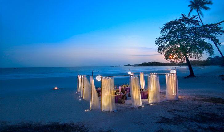 Dusk on Bintan Island