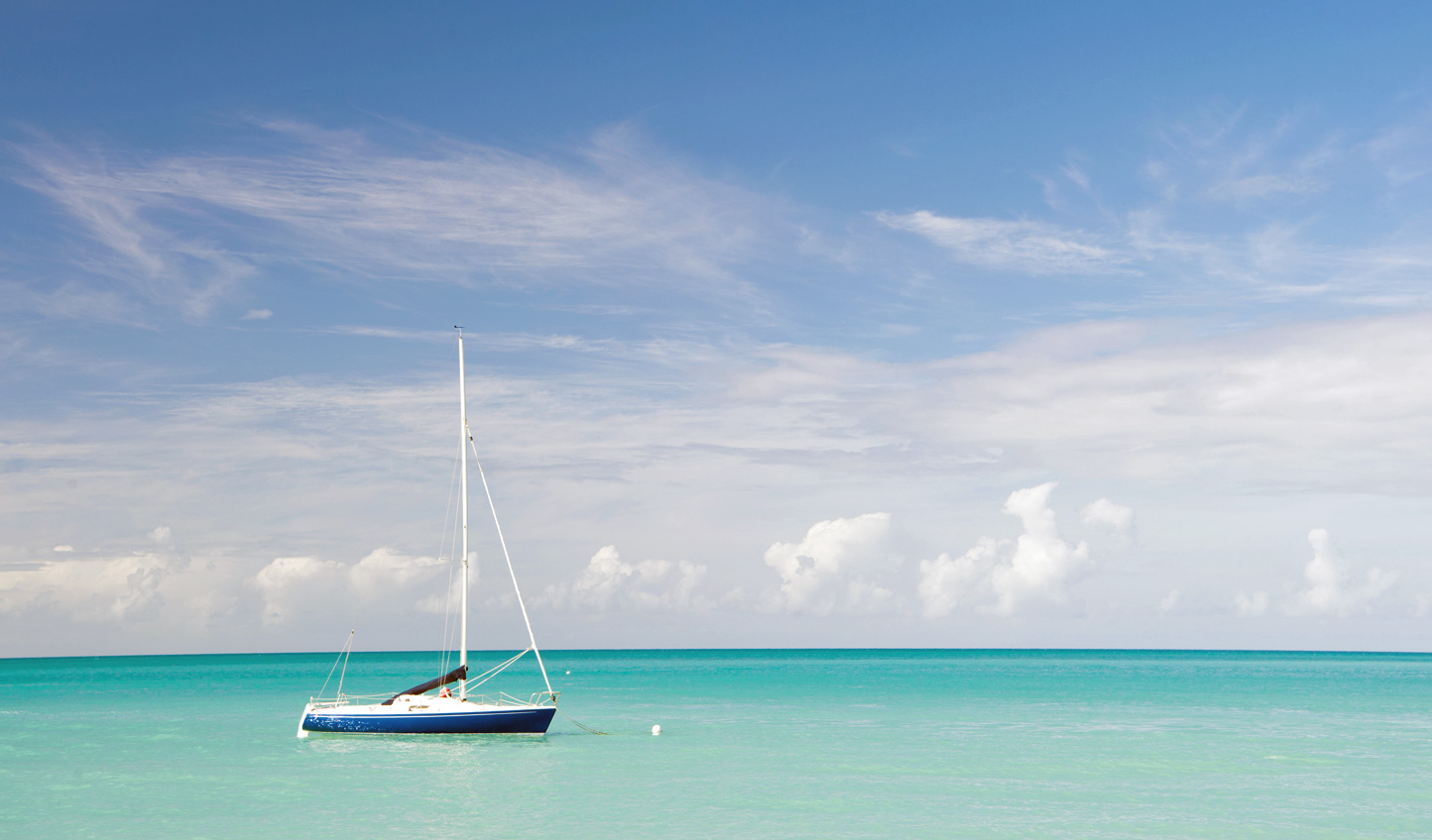 Spend a day out on the Caribbean Sea