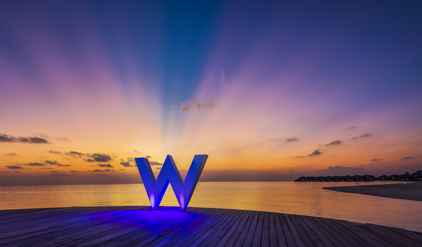 For a luxurious break in the Maldives, head to W Maldives
