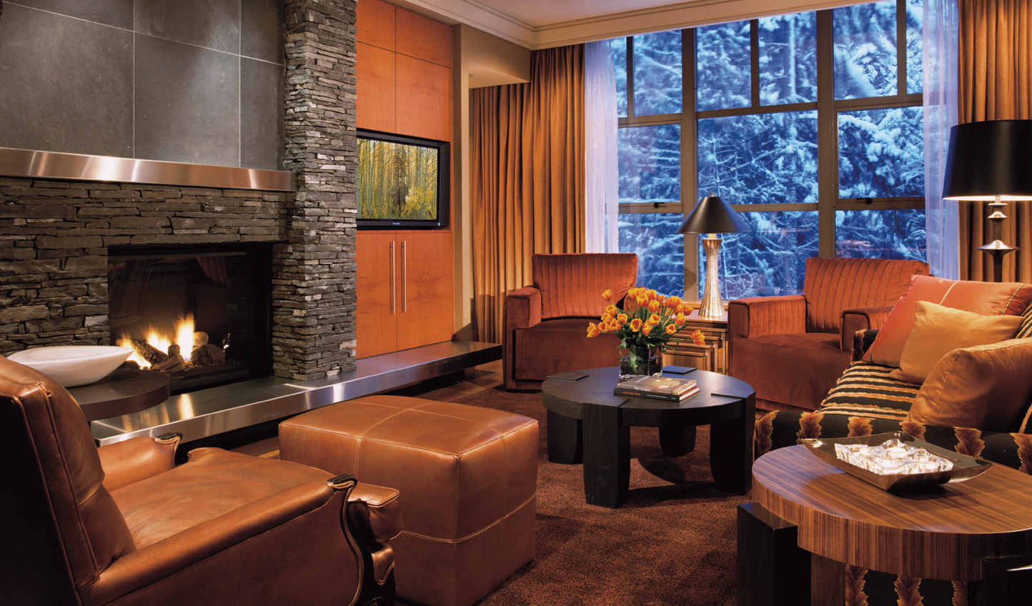 Classic design creates a warm and inviting atmosphere