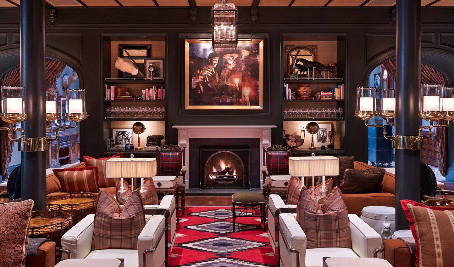 Hotel Jerome, Aspen | Luxury Hotels in the USA