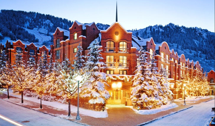 St Regis | Luxury Holidays to Aspen | Black Tomato