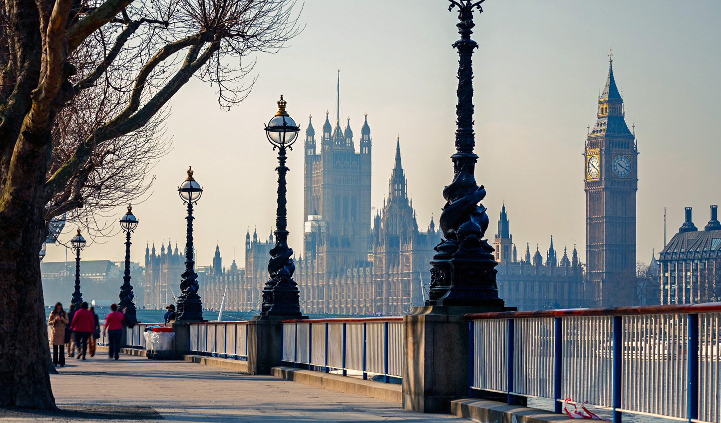 Our top tip? A morning walk along South Bank taking in all the sights across the river