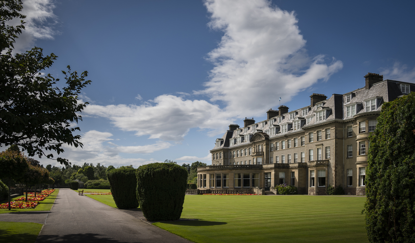 Escape to the Scottish countryside at Gleneagles