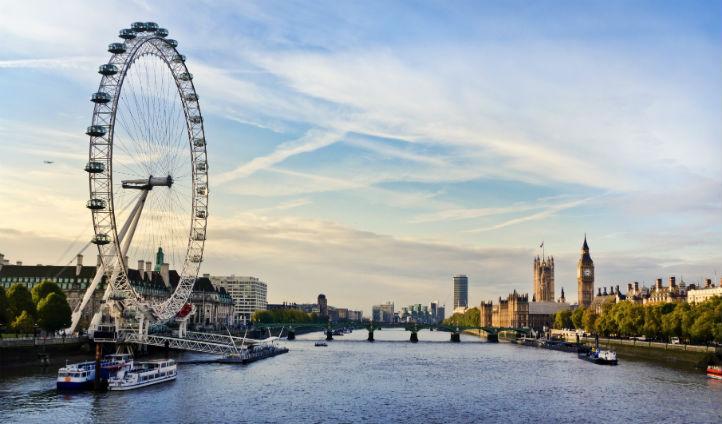 Views of London