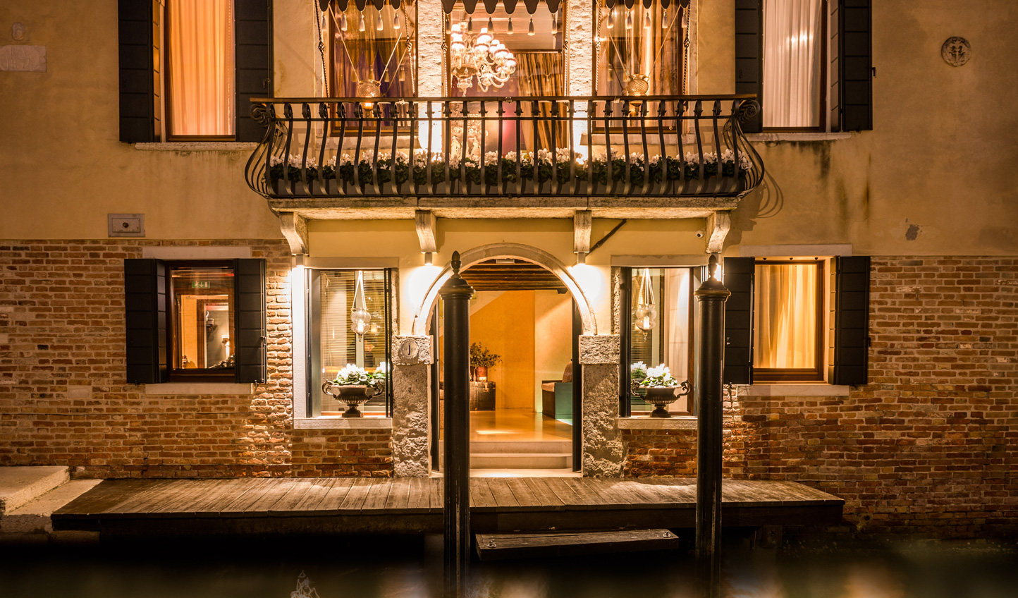 Luxury hotels in Venice