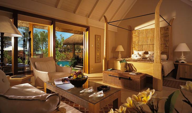 Your spacious villa