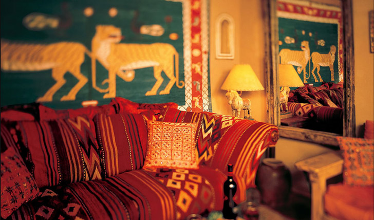 Beautiful Oriental Influences