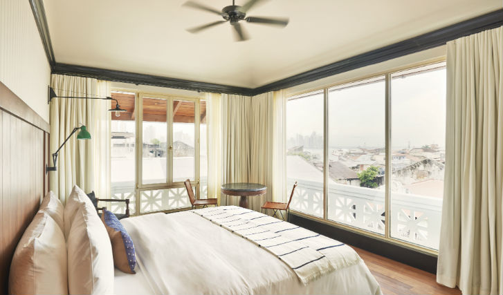 Panoramic views of panama