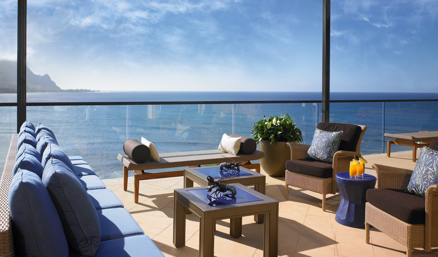 Sit back and enjoy blissful ocean views
