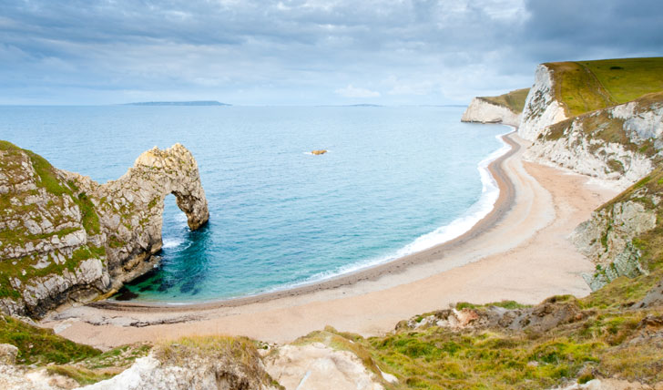 Marvel at the majesty of the Jurassic Coast