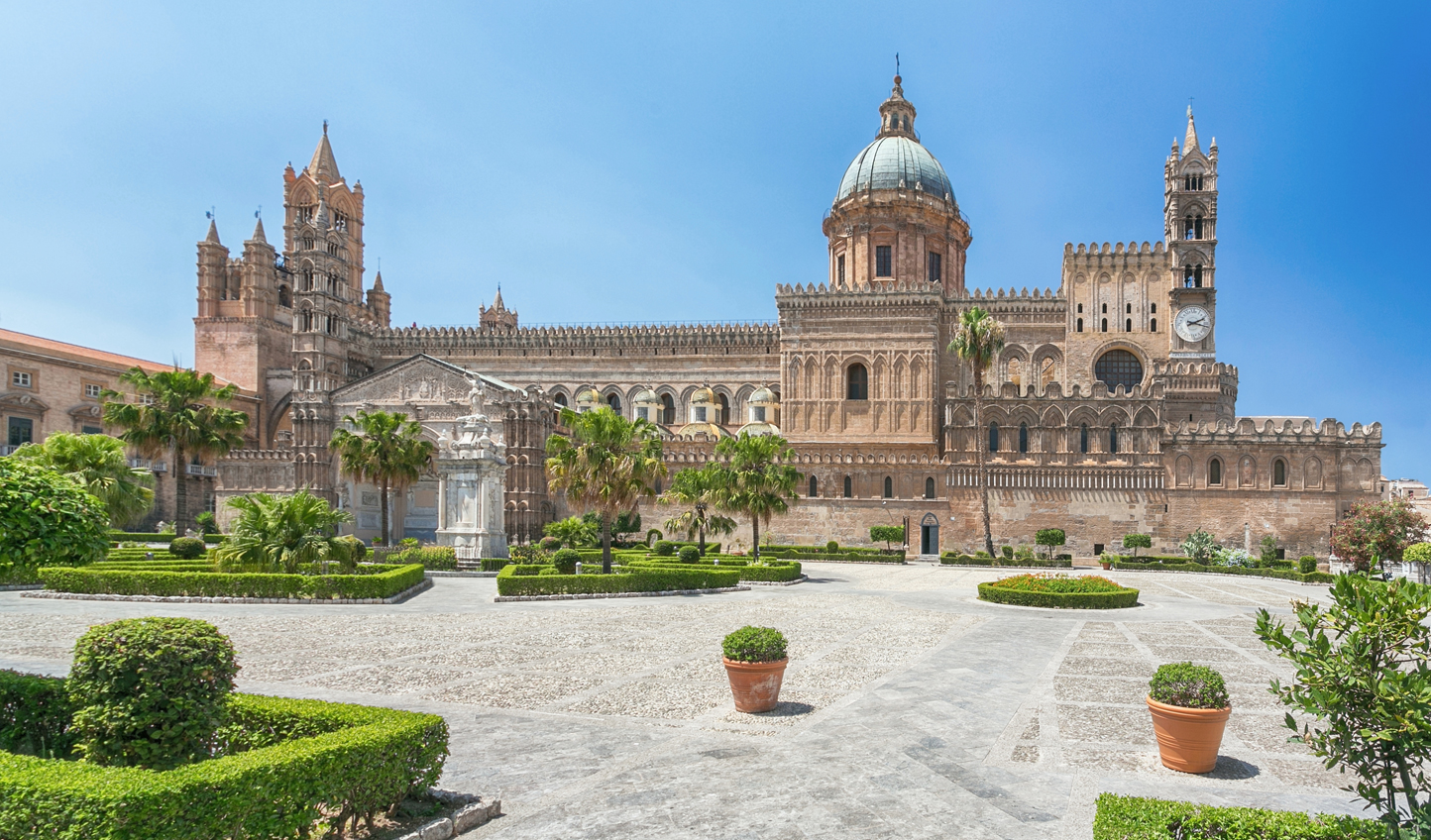 Palermo-Cathedral,-Sicily_4