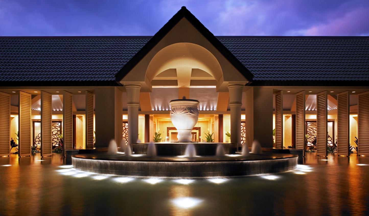 Make an entrance at the Princeville Resort