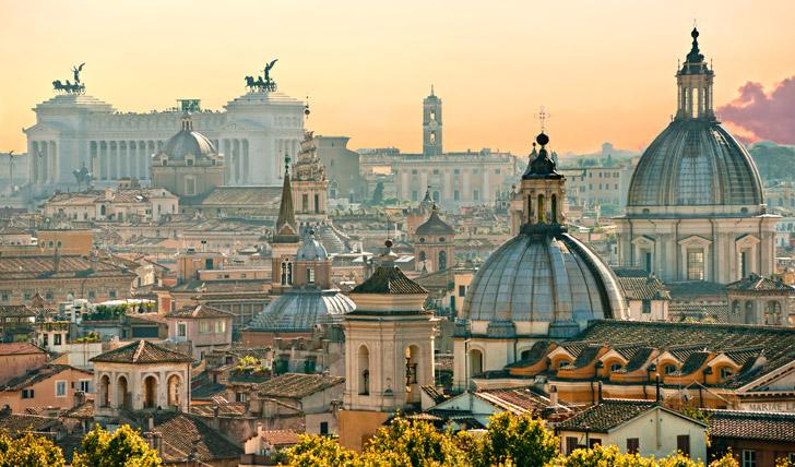 Trip to Rome - Black Tomato