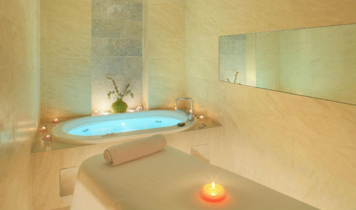 Unwind in the spa