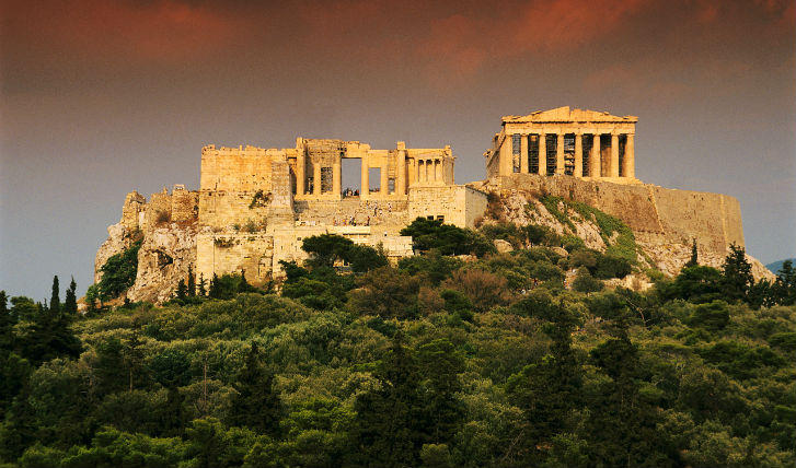 Visit the Acropolis of Athens