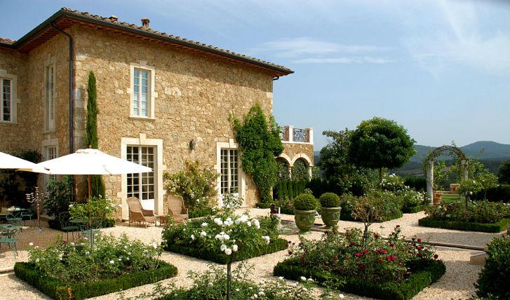 Tuscany Gardens Garden Ftempo