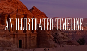 The history of Jordan