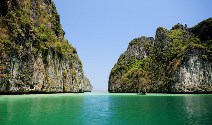 Island-Hopping in Thailand
