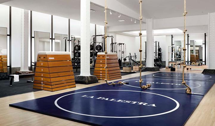Keep fit in La Palestra