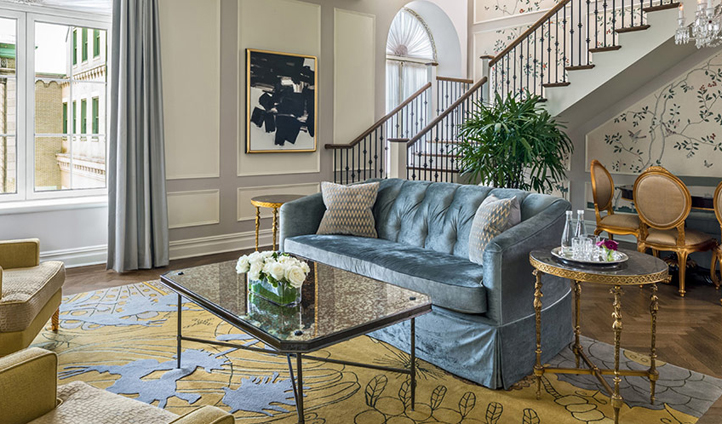 Upper East Side living in the Legacy Suites