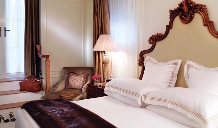 Exquisite rooms